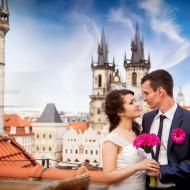 Свадьба в Пражской ратуше – Мария и Алексей