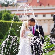 Свадьба в Праге – Марина и Александр