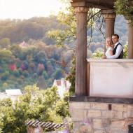 Свадьба в ЗАГСе Праги – Анастасия и Денис